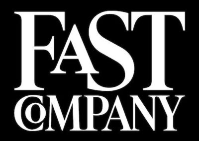 Guest Article in Fast Company