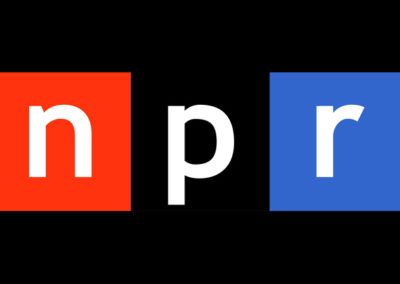 Interview on NPR